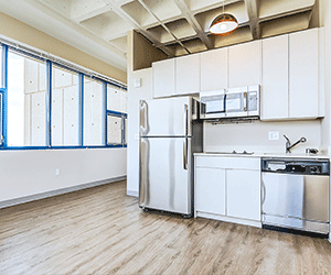 1 Bedroom apartment lofts in Milwaukee