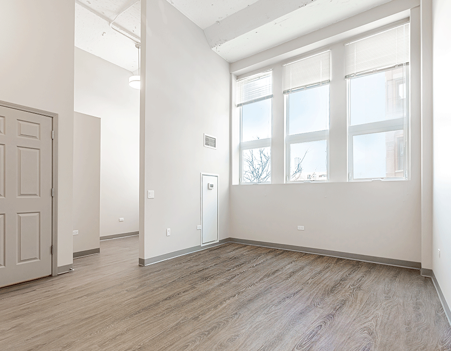 south Loop lofts for rent with junior 1 Bedrooms available
